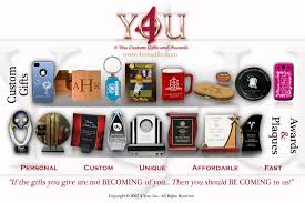 4 you custom gifts awards promotional corporate gifts