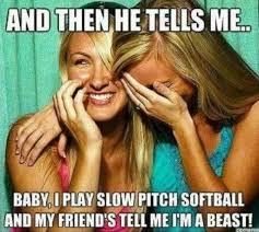 Funny Softball Memes - week 11 recap williamsburg softball