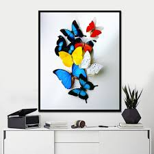 Drop Shipping Home Decor by Online Get Cheap Simple Butterfly Pictures Aliexpress Com