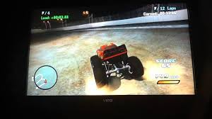 monster trucks video games cars the video game monster truck mayhem youtube