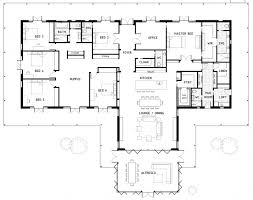 six bedroom floor plans marvellous six bedroom house plans ideas best inspiration home