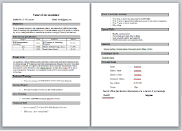 resume templates for freshers free download resume template format sle exles layout free printable