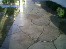 painting concrete patio ideas design and ideas