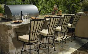 High Top Patio Furniture Set - o w lee hauser u0027s patio