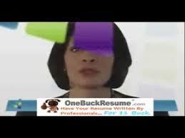 Donald Burns Resume Writer Executive Classic Resume Format 101 Tutorial Youtube