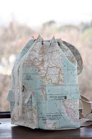 World Map Prints by World Map Prints Backpack By Leyyabags Things You Can Buy