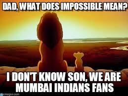 Mean Dad Meme - dad what does impossible mean lion king meme on memegen