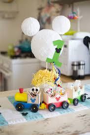 mickey mouse center pieces kara s party ideas mickey mouse diy party kara s party ideas