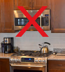 kitchen microwave ideas kitchen design microwave placement conexaowebmix