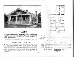 old craftsman bungalow house plans