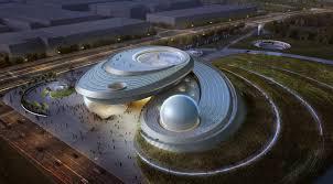 shanghai planetarium by ennead architects