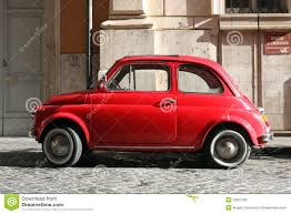 compact cars small compact vintage car stock photo image 30327020