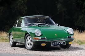 porsche 911 irish green porsche 911 s 1967 uk giełda klasyków