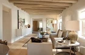 cream wall paint color beige fabric sleeper sofa black floor