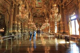 Grand Foyer Paris The Phantom Of The Opera Lense Moments