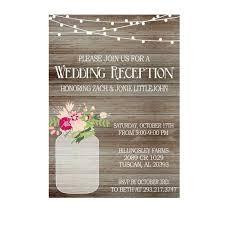 wedding reception invitations wedding invitations reception only best 25 reception only