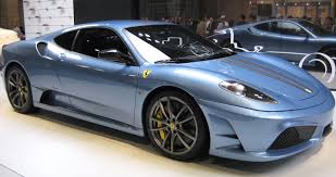Ferrari California Light Blue - ferrari f430 review and photos