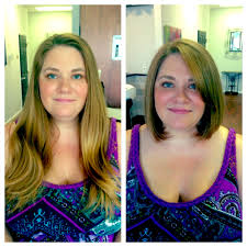 before and after picuters of long to short hair long to short haircut before and after haircuts and color