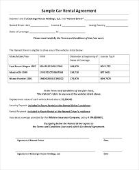 35 free agreement forms free u0026 premium templates
