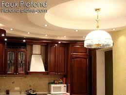 faux plafond cuisine idée faux plafond dans la cuisine faux plafond tendu suspendu