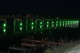 crappie lights for night fishing clarksville bridge lights nighttime fishing venue virginia is