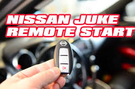nissan juke remote start by autotoys com from factory remotes