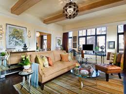 Design Living Room With Fireplace And Tv Floor Planning A Small Living Room Hgtv