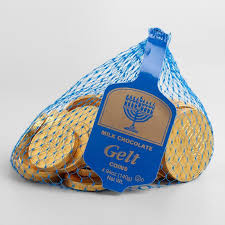 where to buy hanukkah gelt steenland mesh bag of hanukkah gelt world market