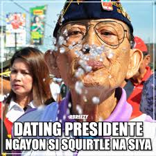 Spitting Water Meme - rbreezy fvr water gun attack now former philippine facebook