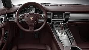 porsche hatchback interior porsche panamera s e hybrid plugincars com