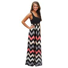 aliexpress com buy 2016 women dress o neck striped