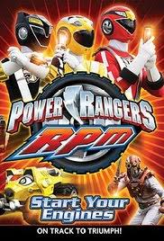 power rangers tv series 2009 imdb