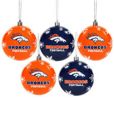 denver broncos decorations gift bags ornaments