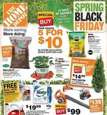 home depot black friday add home depot weekly ad 04 02 14 04 13 14 spring black friday