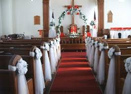 church decorations outstanding wedding church decorations small church wedding