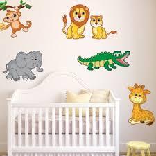 jungle u0026 safari wall decals you u0027ll love wayfair