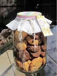cookie jar recycle a large pickle jar great ideas