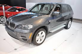 Bmw X5 Facelift - 2010 nyias bmw x5 facelift