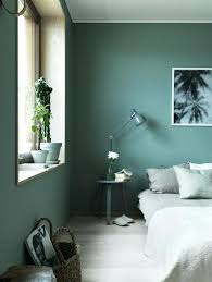 peinture de mur pour chambre peinture murale pour chambre peinture glycacro peinture gris vert
