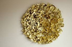 Wall Decor Gold