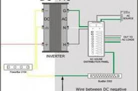 wiring diagram for inverter on boat wiring diagram