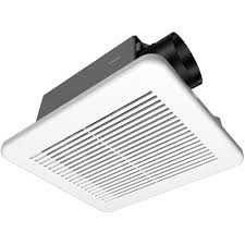 how many cfm for bathroom fan hton bay 50 cfm ceiling bathroom exhaust fan 7114 01 the home depot