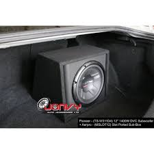 pioneer photo box ts w311d4 12 subwoofer aerpro box