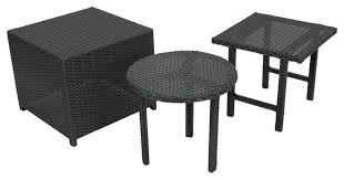 Wicker Patio Dining Chairs Side Table Wicker Patio Side Table Outdoor Dining Chair With