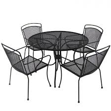 Rod Iron Patio Chairs Black Rod Iron Patio Furniture 1000 Images About Patio Review