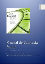 manual de camtasia studio