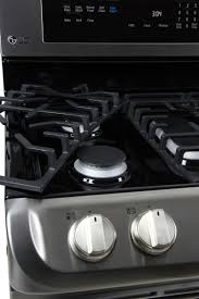 lg lrg4115st freestanding stainless steel gas range with probake