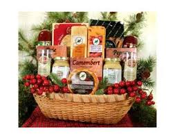 summer sausage gift basket northwoods bounty cheese gift basket