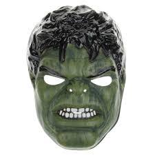 halloween movie the avengers the incredible hulk latex mask