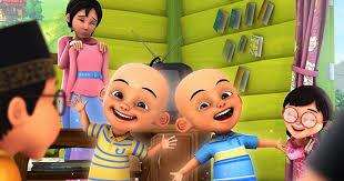 film upin ipin naik pesawat film upin dan ipin hari raya idul adha pokemon best wishes episode 89